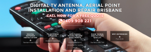 Digital TV Antenna Brisbane